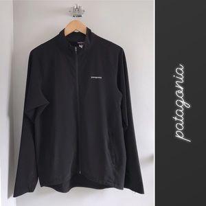 Patagonia Black Lightweight Jacket • M